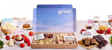 Graze Box  Subscription Box Review and Information