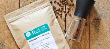 Pact Coffee  Subscription Box Review and Information