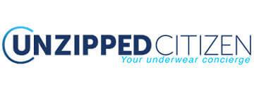 Logo of Unzipped Citizen