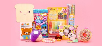 Kawaii Box  Subscription Box Review and Information