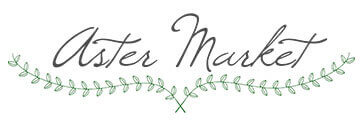 Aster Market Logo