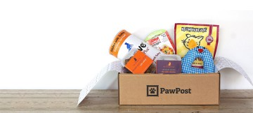 PawPost  Subscription Box Review and Information