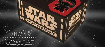Smuggler's Bounty  Subscription Box Review and Information