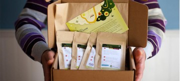 Tea Sparrow  Subscription Box Review and Information