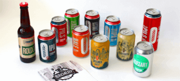 EeBria Beer & Cider Brewery Club  Subscription Box Review and Information