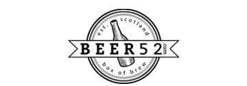 Logo of Beer52