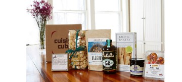 Cuisine Cube  Subscription Box Review and Information