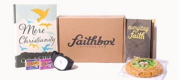 Faithbox  Subscription Box Review and Information