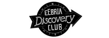 Logo of Eebria Discovery Club
