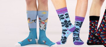 Sock Panda Fathers Day 10% off & FREE socks