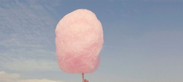 Puff Organic Cotton Candy