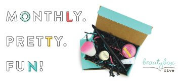 Beauty Box 5  Subscription Box Review and Information