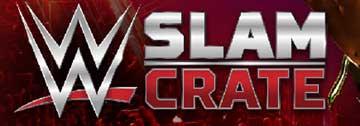 Logo of WWE Slam Crate