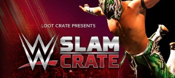 WWE Slam Crate  Subscription Box Review and Information