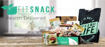 Fit Snack  Subscription Box Review and Information