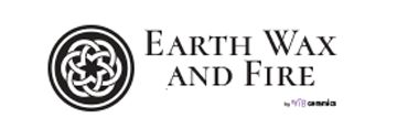Earth Wax and Fire Logo