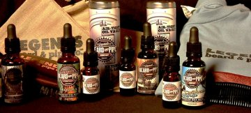 Legends Beard Growth Oil  Subscription Box Review and Information