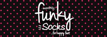 Logo of Monthly Funky Socks