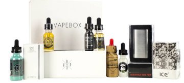 Vapebox  Subscription Box Review and Information
