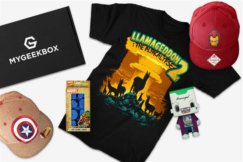MyGeekBox  Subscription Box Review and Information