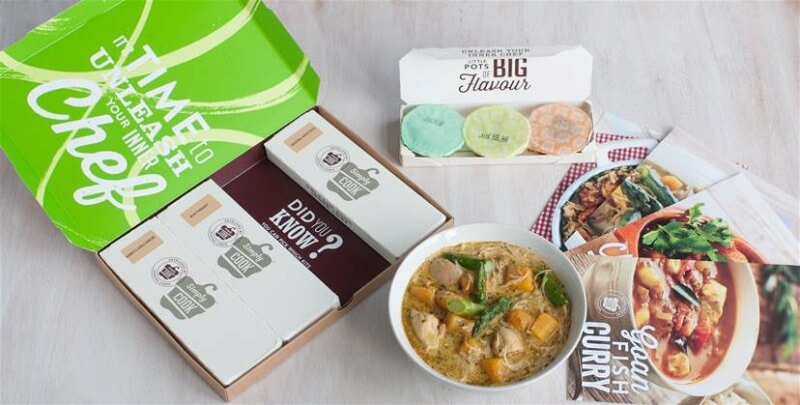 Go to SimplyCook Box