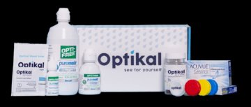 Optikal Contact Care Subscription Box  Subscription Box Review and Information
