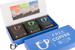 Free Coffee Box  Subscription Box Review and Information